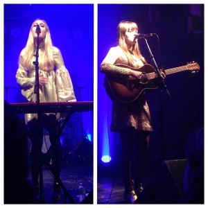 First Aid Kit performs at Cat's Cradle